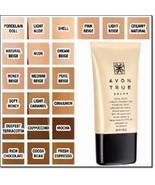 Avon True Color Ideal Nude Foundation Liquid CINNAMON OR MOCHA - $6.00
