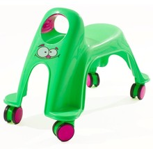 Chad Valley Neon Whirlee Ride-On - GREEN - $24.74