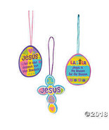 """""""Jesus Is the Reason For the Season"""" Ornament Craft Kit - $7.74"""