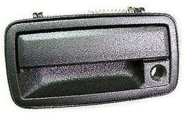 1994-1997 Chevrolet S-10 Gmc Sonoma Lh Outer Front Door Handle Black - $24.25