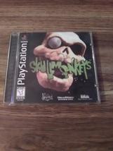 Skullmonkeys (Sony PlayStation 1, PS1, 1997)  - $49.99