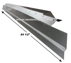 2004-2010 FORD F-150 PICKUP CREW CAB PASSENGER SIDE ROCKER PANEL - $60.63