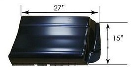 1997-1998 FORD F-150 EXTENDED CAB LH CAB CORNER - FAST FREE SHIPPING - $76.63