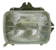 1989-1995 TOYOTA PICK UP RH HEADLAMP WITH HALOGEN LAMPS SEALED BEAM TYPE - $47.53