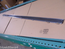 1977 OLDS REGENCY 98 RIGHT ROCKER LOWER TRIM MOLDING PANEL USED OEM OLDS... - $212.85