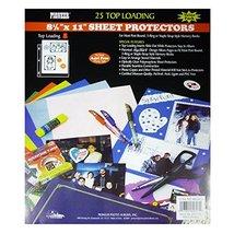 Pioneer Photo Albums RWSB25 Bulk Sheet Protecto... - $0.00
