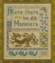 Antique Celtic Sampler cross stitch chart Elizabeth's Designs  - $9.00
