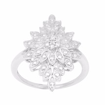 Wedding Party Attractive Jewelry Cubic Zirconia Sterling Ring Sz 7 SHRI0909 - $15.41