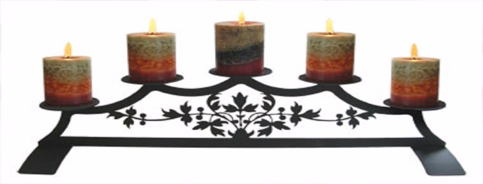 fireplace mantel pillar candle holder candle holders accessories