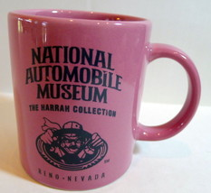 National Automobile Museum Mug Harrah Casino Collection - $8.80