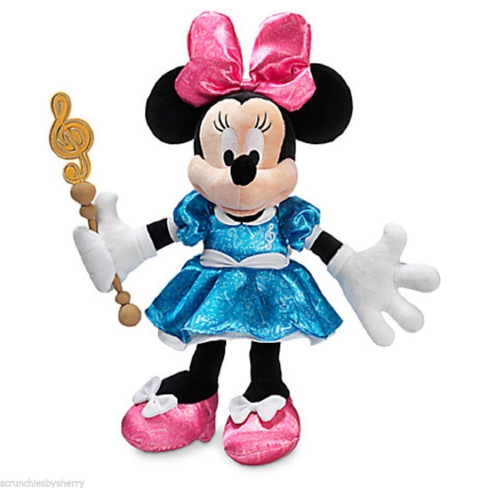 Minnie Mouse Toys : Disney minnie mouse plush toy quot theme parks