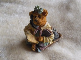 Boyd's Bears Ineeda Break...Overworked!-Bearstone #227773 - $19.79