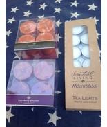 Votive Candles Lot Pumpkin Spice Blackberry by Target 11 Unscented Tea L... - $7.91