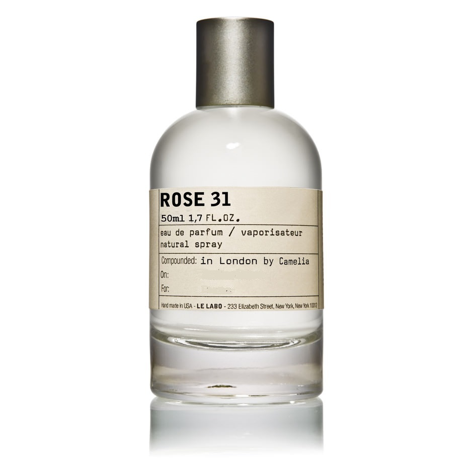 ROSE 31 by LE LABO 5ml Travel Spray EDP Caraway Gaiac Oud Musk R31 Parfum