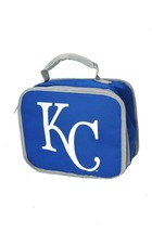 KANSAS CITY ROYALS LUNCHBOX-INCLUDES A WATER BOTTLE! - $16.17