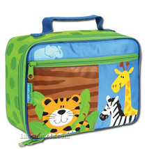 ANIMAL FRIENDS-INSULATED LUNCHBOX-BY STEPHEN JOSEPH CO. - $13.68