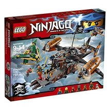 2016 NEW LEGO Ninjago 70605 Misfortunes Keep - 754pcs Building Kit - $166.79
