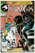 Thundercats #20 VF 1988 Marvel Star Comics Lion... - $5.44