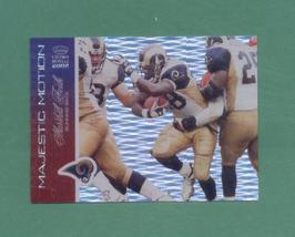 2002 Pacific Crown Royale Marshall Faulk Insert - $2.00