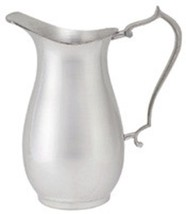 "Fancy Pitcher 20 oz 7"" Tall - $114.45"