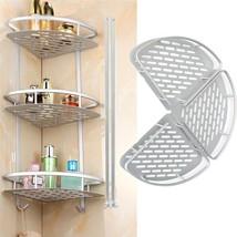 Brand 3 Layer Space Aluminum Triangular Shower ... - $84.65