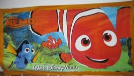 Disney Walt Disney World Resort Finding Nemo Beach & bath Towel - $39.55