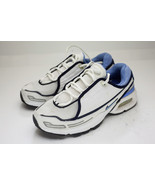Nike 10 White Blue Running Shoes Women's - $32.00