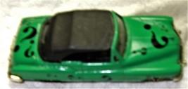 "Riddler Mobile 3"" DieCast 1995 Hasbro Inc. toy DC comics inc. image 3"
