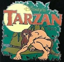 Disney Tarzan Countdown to the Millennium Series 1999 pin  - $11.11