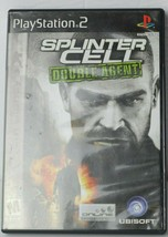 Tom Clancy's Splinter Cell: Double Agent (Sony PlayStation 2, 2006) - $4.94