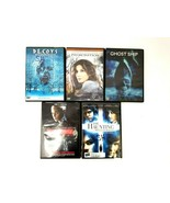 Lot of 5 Horror DVDs Ex Machina, Ghost Ship, Decoys, Premenition, Haunti... - $9.49