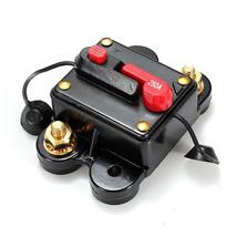 250A Car Marine Boat Bike Stereo Audio Inline Circuit Breaker Fuse - $13.16