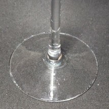 2 (Two) WEDDING HEARTS & DOVE Etched Crystal Champagne Toasting Flutes G... - $47.49
