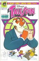 Walt Disney's Tale Spin Comic Book #3 of 4 Disney Comics 1991 UNREAD NEA... - $3.99