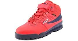 Fila F-13 Weathertech Sneaker Stivali da Trekking Rosso 1sh40118-422 Taglie - $121.06