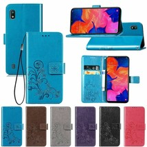 K117) Leather Wallet Flip Magnetic Back Cover Case For Samsung Galaxy - $61.90