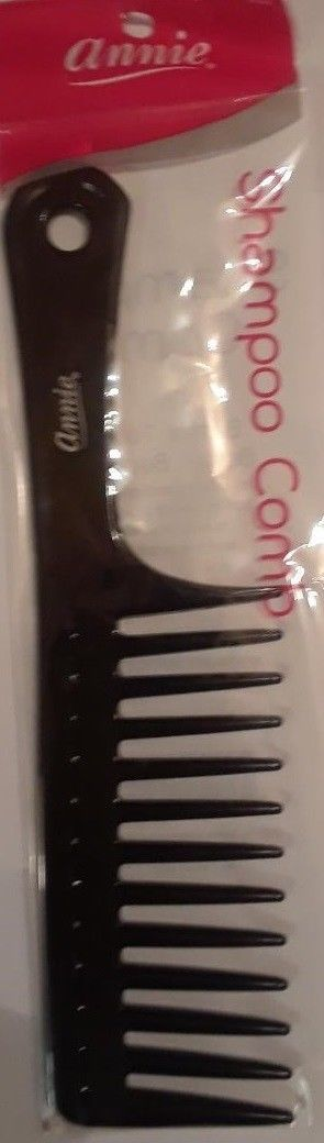 Primary image for ANNIE  SHAMPOO COMB #22---BRAND NEW-FREE UPGRADE TO FREE SHIPPING ASSORTED COLOR