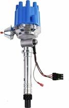 Pro Series R2R Tach Drive Distributor Corvette SBC BBC 327 350 396 427 454 Blue image 1