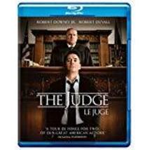 THE JUDGE BLURAY - $14.99