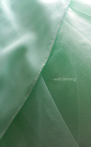 Women Tiered Long Tulle Skirt Mint Green Long Layered Tulle Skirt image 8