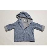 Baby Gap Favorite reversible Bear Hoodie Size 3/6 M NWT - $22.77