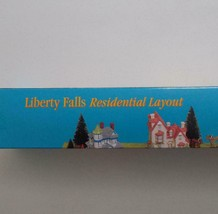 Liberty Falls Residential Layout House Village Accessory Dillards 1999 - $24.74