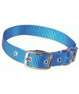 "Hamilton 3/4"" Single Thick Nylon Deluxe Dog Collar - $24.99"