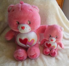 Care Bears Luv-A-Lot 2002 Lot of 2 - $17.81