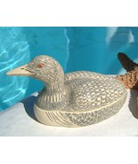 Loon Bird Trinket Box Capilano Art of the North... - $17.95