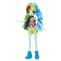 My Little Pony Equestria Girls 9 inch Legend of Everfree Doll - Rainbow ... - $16.82