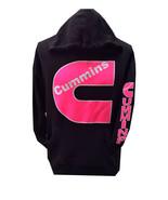 CUMMINS Hot Pink Designd hoodie hooded sweatshirt - $29.99