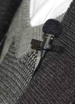 Pro Lavalier Lapel Microphone for Shure ULX SLX PGX UT UC Wireless Mini ... - $18.13