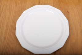 Homer Laughlin 1975 White Small Serving Platter - $37.39