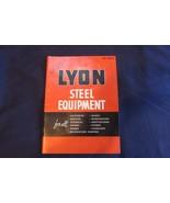 1959 LYON Steel Equipment, Cabinets, Desks, Racks, etc. - $13.99